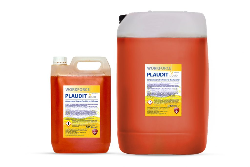 Opus PLAUDIT Engineers Liquid Soap