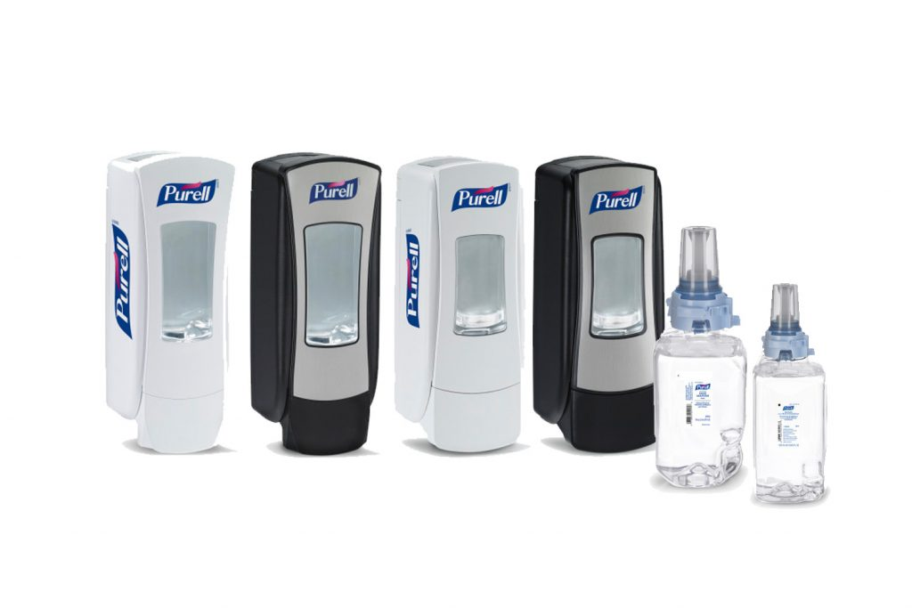 PURELL ADX Manual Range