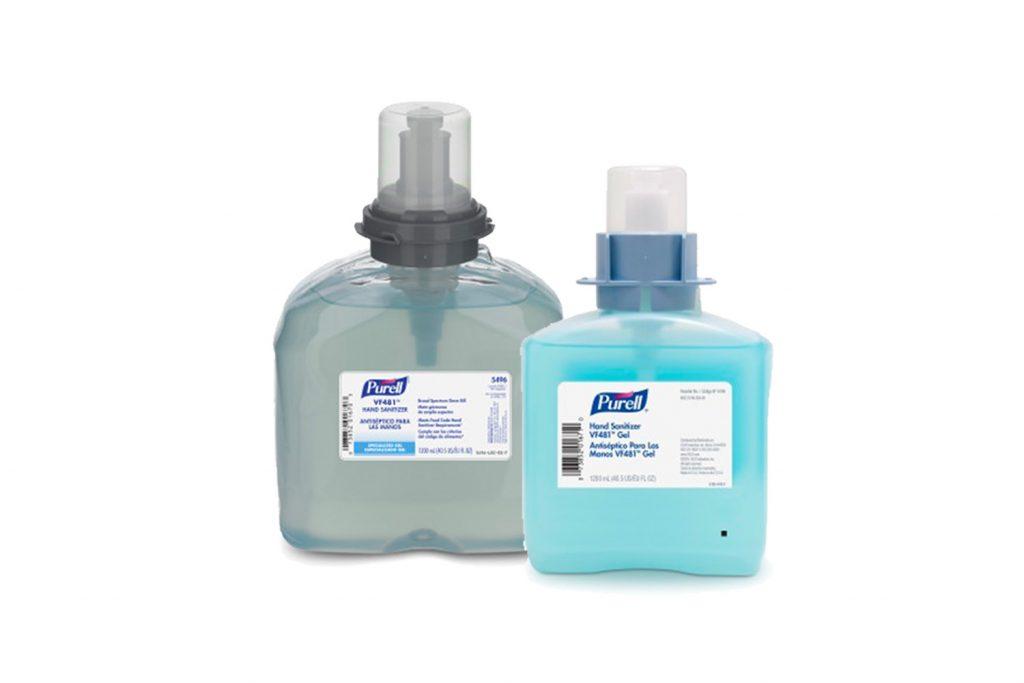Purell AntiViral VF481