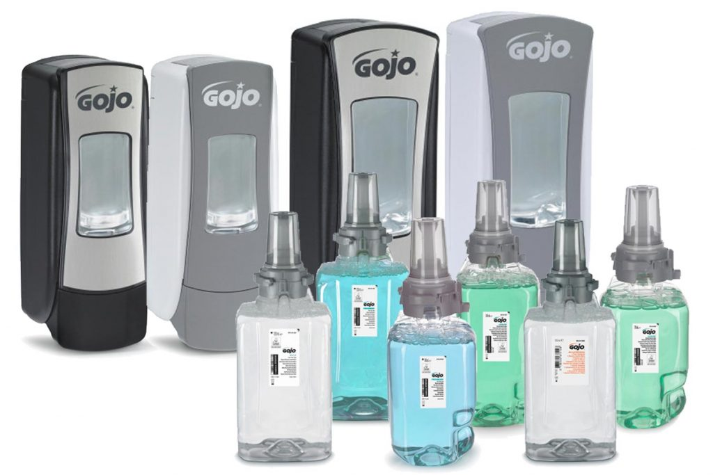 GOJO ADX Manual Range
