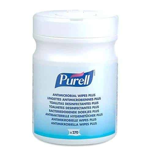 Purell Wipes 270 count ref 9213-06