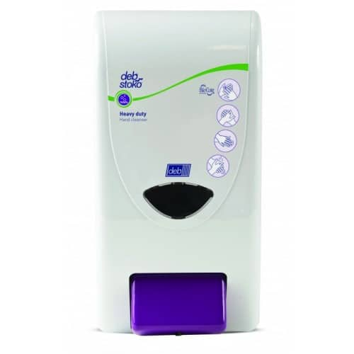 Deb 4 litre cartridge dispenser ref HVY4LDREN