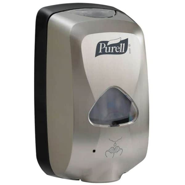 PURELL TFX 1200 ml auto dispenser metallic ref 2790