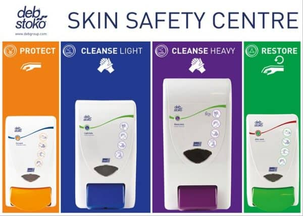Deb Stoko Large Skin Protection Centre