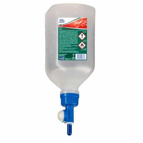 Deb Hand Sanitizer for Skin Safety Cradle System