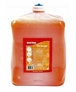 Deb Swarfega Orange 4 litre cartridge ref SORC4LTR