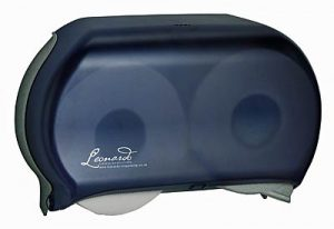 Leonardo TWIN JUMBO toilet tissue dispenser