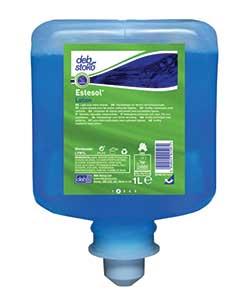 Deb Stoko Estesol Lotion 1 litre cartridge ref LTW1L