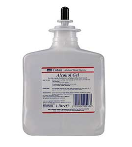 Cutan Gel 1 litre cartridge ref CAG392