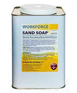 Opus Sand Soap 5 litre tin