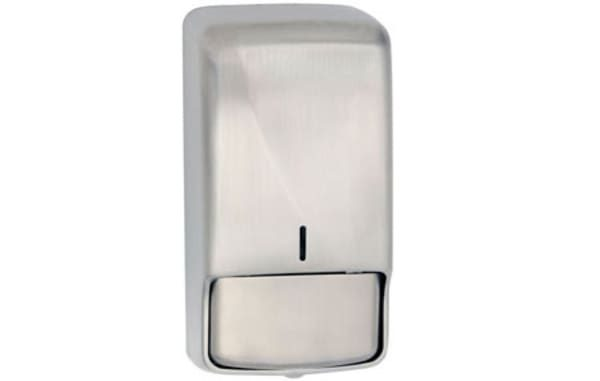 BC 500 Stainless Steel Dispenser