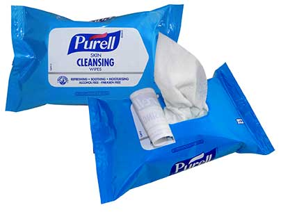 PURELL Skin Cleansing Wipes - 28 x 30 wipes