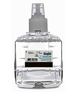 Gojo Mild Foam Hand Wash 1200ml LTX ref 1911-02
