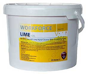 Opus WORKFORCE LIME 15 litre pail