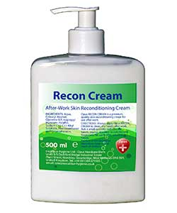 Opus RECON Cream 500ml pump bottle
