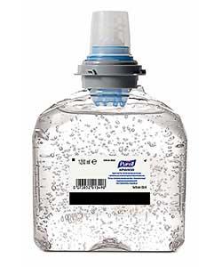 Purell Advanced Hand Sanitizer Gel ref 5476-04 for TFX