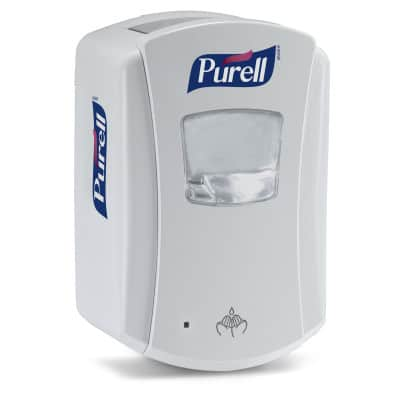 Purell LTX-7 700ml automatic dispenser white ref 1320