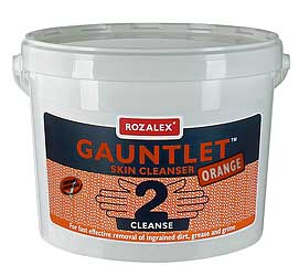 Rozalex Gauntlet Orange 15 litre tub