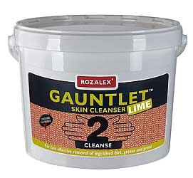 Rozalex GAUNTLET LIME HD Hand Cleaner - 15 litre tub