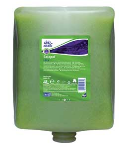 Deb Stoko Solopol Lime 2 litre cartridge ref LIM4LTR