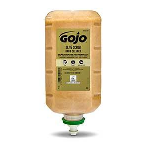 GOJO Olive Scrub 2 litre cartridge