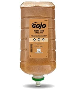 Gojo Natural Scrub 5 litre cartridge ref 7635-02