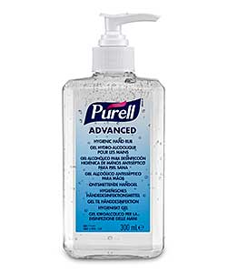 PURELL Advanced 300ml pump bottle 9263-12