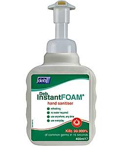 Deb InstantFOAM 400 ml