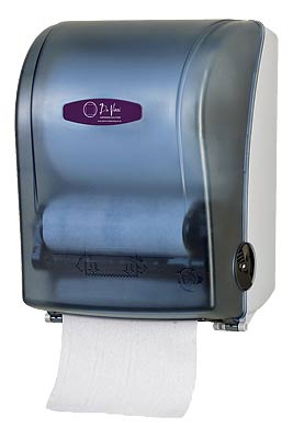 Leonardo Mechanical HANDS-FREE paper towel dispenser
