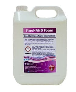 FreeHand Foam 5 litre