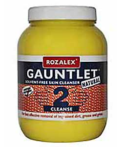 Rozalex Gauntlet Natural Lemon 3 KG PET jar