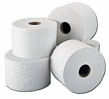 Leonardo VERSATWIN Toilet Roll 1-ply