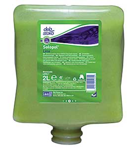 Stoko Solopol Lime 2 litre cartridge ref LIM2LT
