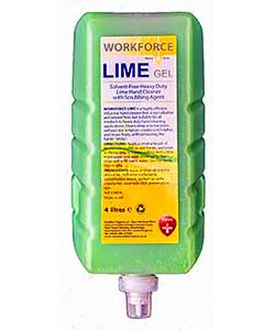 Opus Workforce Lime 4 litre cartridge