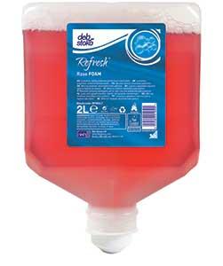 Refresh Rose Foam Wash 2 litre cartridge ref RFW2LT