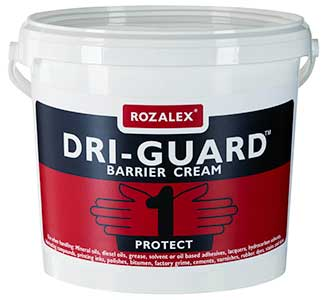 Rozalex Dri-guard 5 litre tub