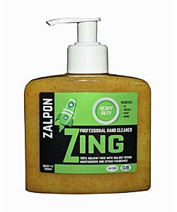 Zalpon Zing by Rozalex - 250ml pump bottle