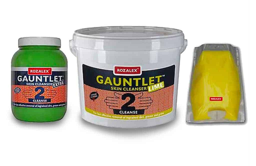 GAUNTLET Heavy Duty Range